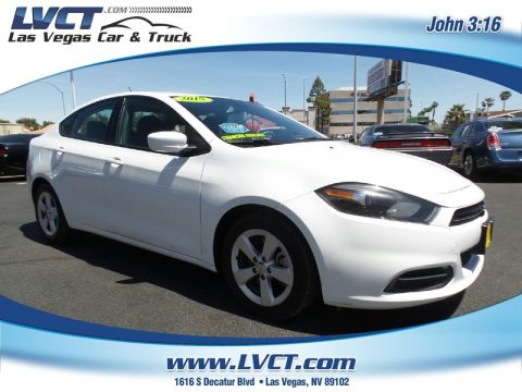 Pre-Owned 2015 DODGE DART SXT  SEDAN