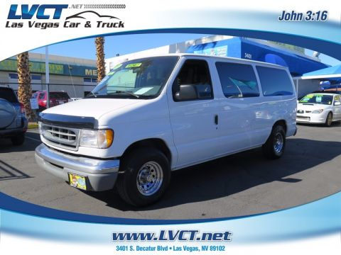 Pre-Owned 1997 FORD CLUB WAGON XLT