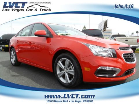Pre-Owned 2016 CHEVROLET CRUZE LIMITED 2LT DRIVER  SEDAN