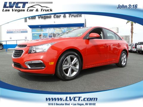 Pre-Owned 2016 CHEVROLET CRUZE LIMITED 2LT DRIVER  4DR