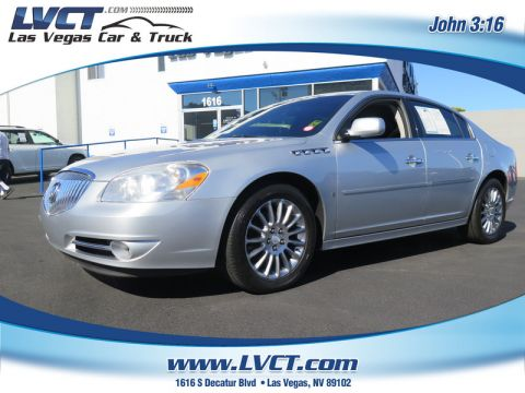 Pre-Owned 2009 BUICK LUCERNE   4DR