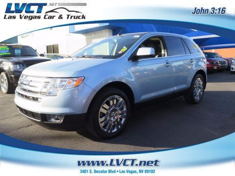 Pre-Owned 2008 FORD EDGE LIMITED  5DR