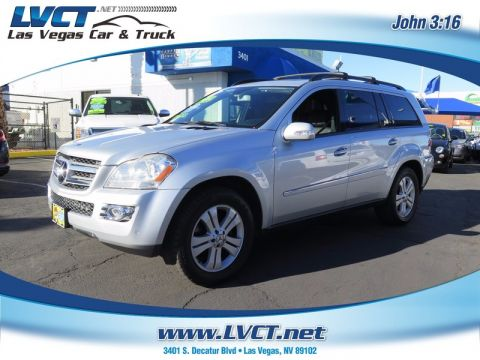 Pre-Owned 2007 MERCEDES-BENZ GL320 CDI PREMIUM  5DR