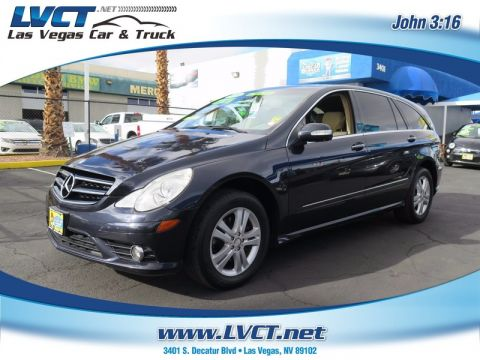 Pre-Owned 2009 MERCEDES-BENZ R350   5DR
