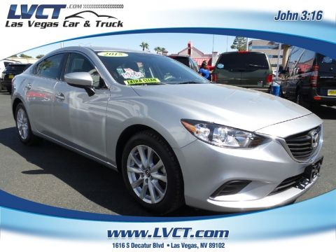 Pre-Owned 2016 MAZDA Mazda6 SPORT  SEDAN