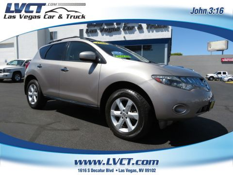Pre-Owned 2010 NISSAN MURANO SL TECHNOLOGY  SUV