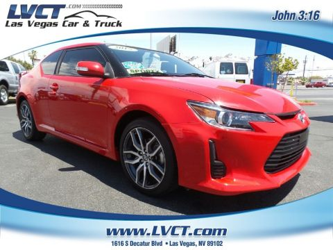 Pre-Owned 2015 SCION TC   COUPE