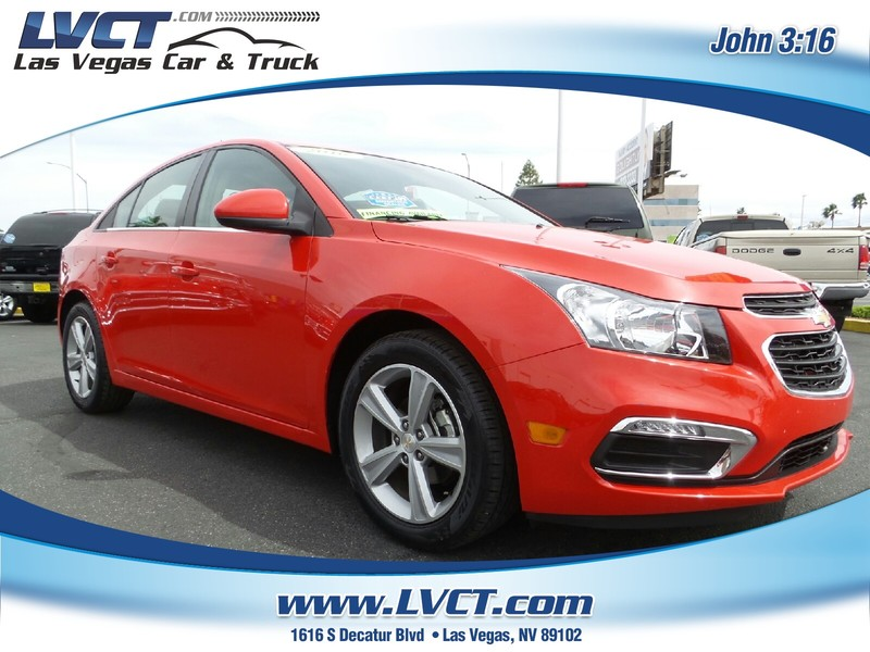 Pre-Owned 2016 CHEVROLET CRUZE LIMITED 2LT DRIVER